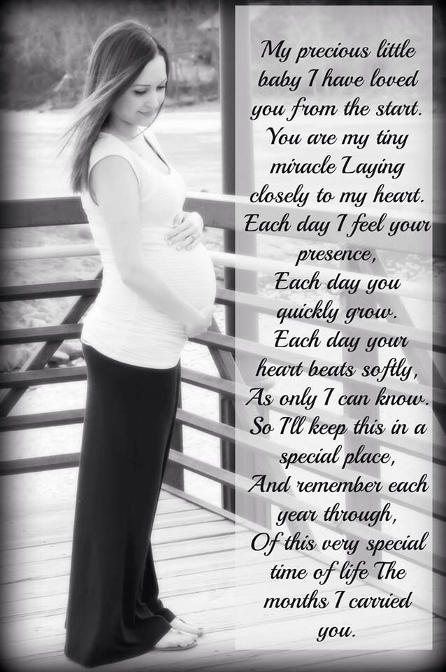 Maternity Pictures 33 Weeks Pregnant With Our First Baby A Little Girl Due In April Baby Girl Quotes Unborn Baby Quotes Baby Poems