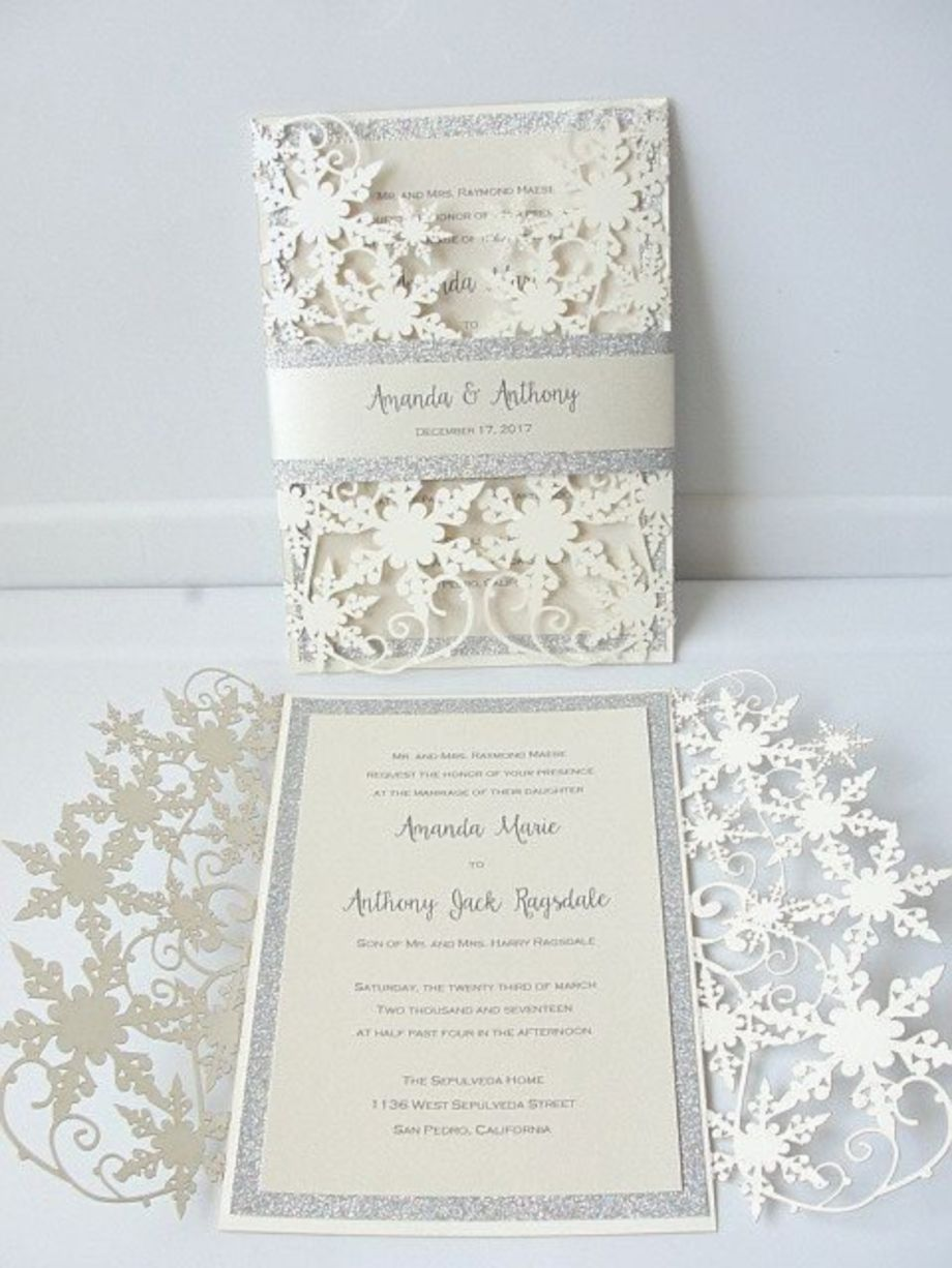 22 Amazing and Unique DIY Wedding Invitations Ideas | Diy wedding ...