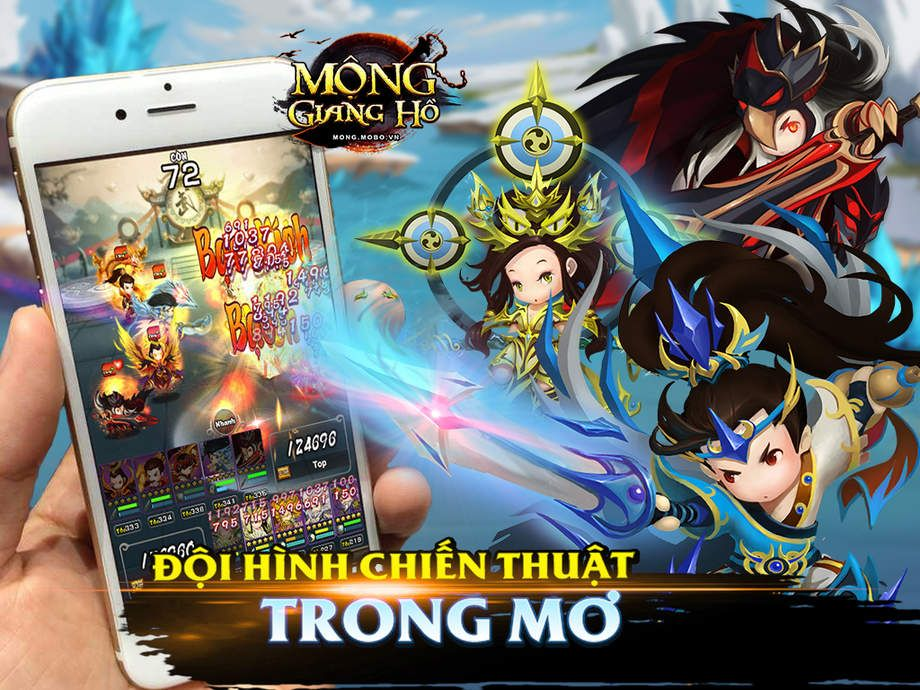 Mộng Giang Hồ iOS Store Store Top Apps App Annie App