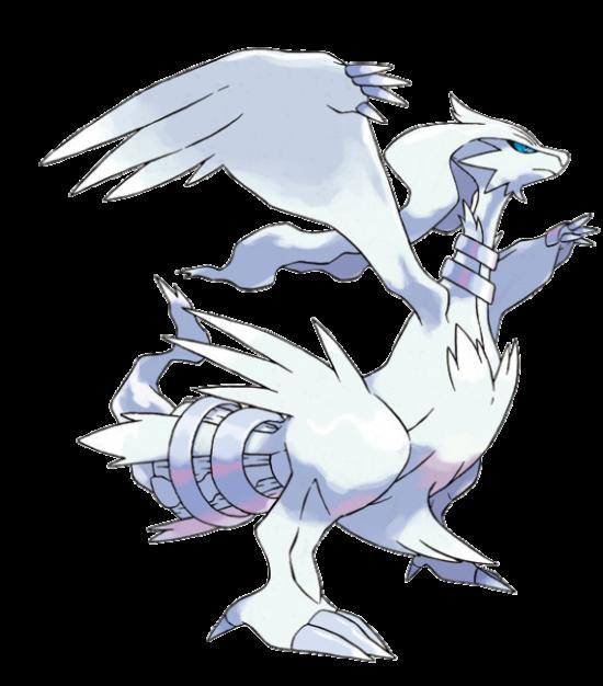 Pokemon Black - Legendary Pokemon Reshiram | Drawings | Pinterest ...
