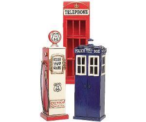 TARDIS DVD Cabinet! Argh - need it!