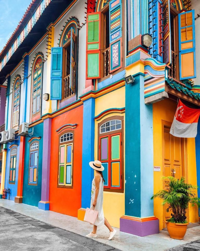 Residence of Tan Teng Niah, Little India, Singapore | Singapore ...