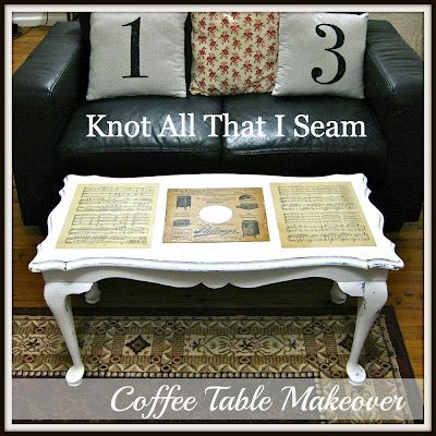 Queen Anne Coffee Tables