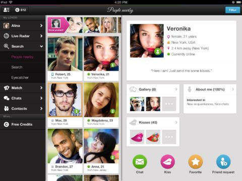 Gratis chat app android