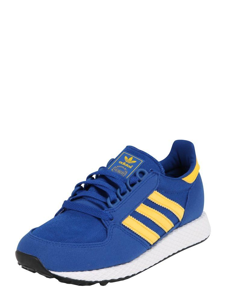 adidas Originals Kleinkind Jungen Forest Grove Sneakers Dunkelkobaltblau