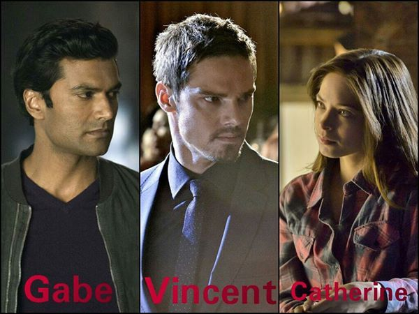 Vincent, Catherine and Gabe