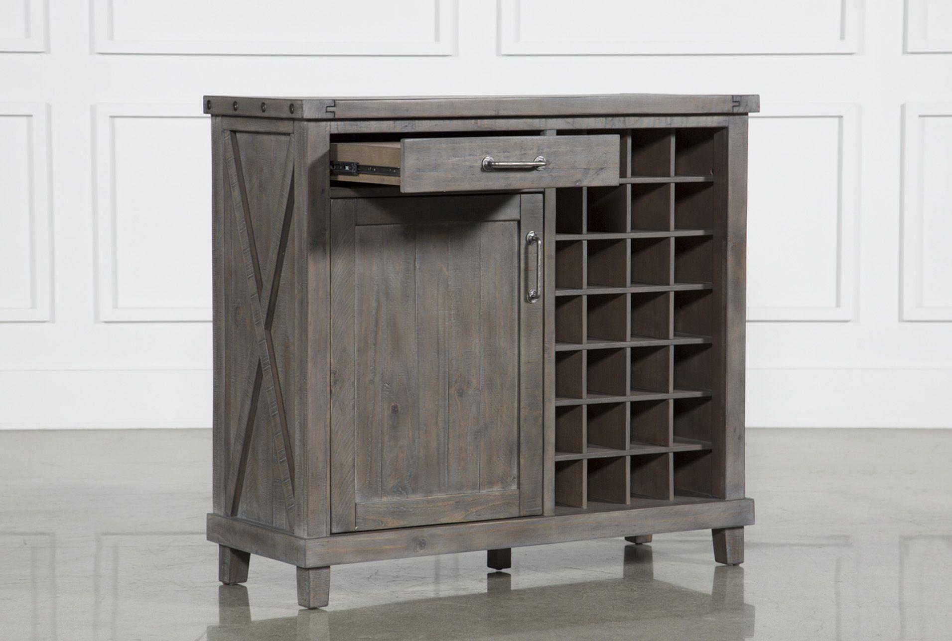 Jaxon Grey Wine Cabinet 595 Wine Cabinets Furniture Cabinet