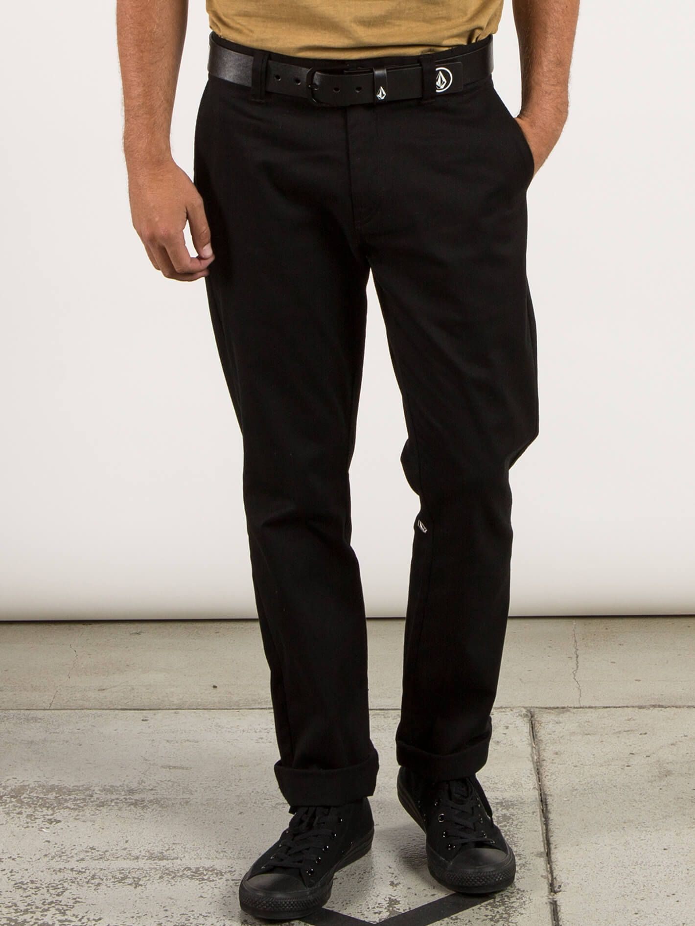 Frickin modern stretch pants black with images