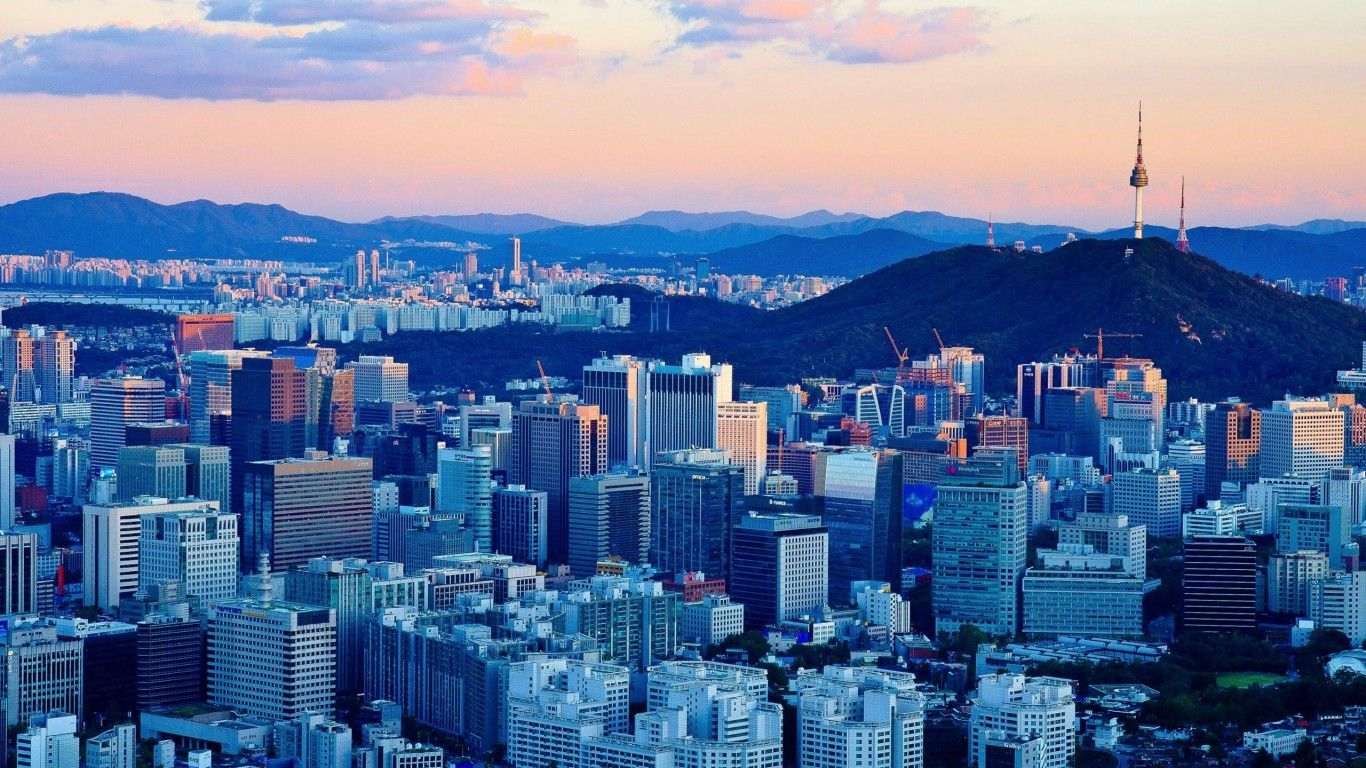 seoul wallpapers 3 hd wallpapers pinterest seoul and