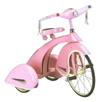 Sky Princess Tricycle 279.00 $ - Airflow Collectibles