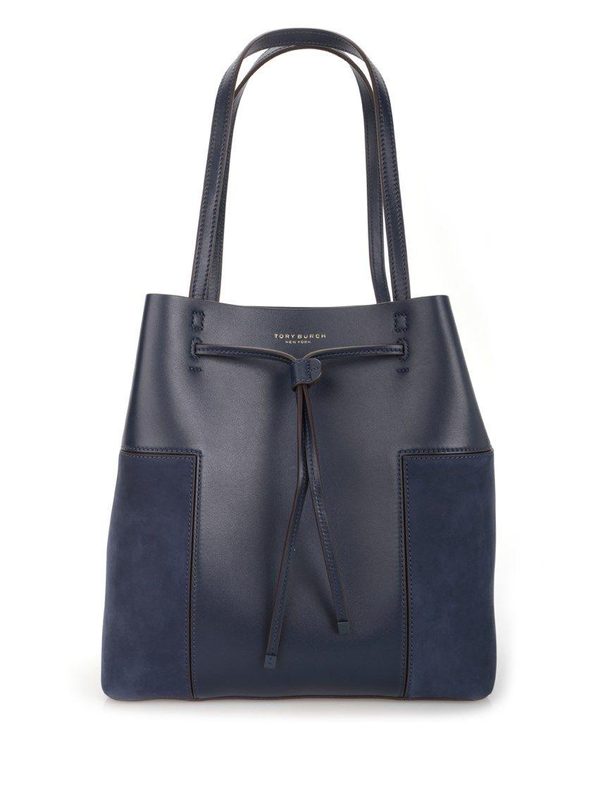 Shopping · TORY BURCH Paneled Tote Bag.