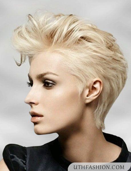 Medium Spiky Haircuts For Women Short Hair Styles Womens Hairstyles Cute Hairstyles For Short Hair