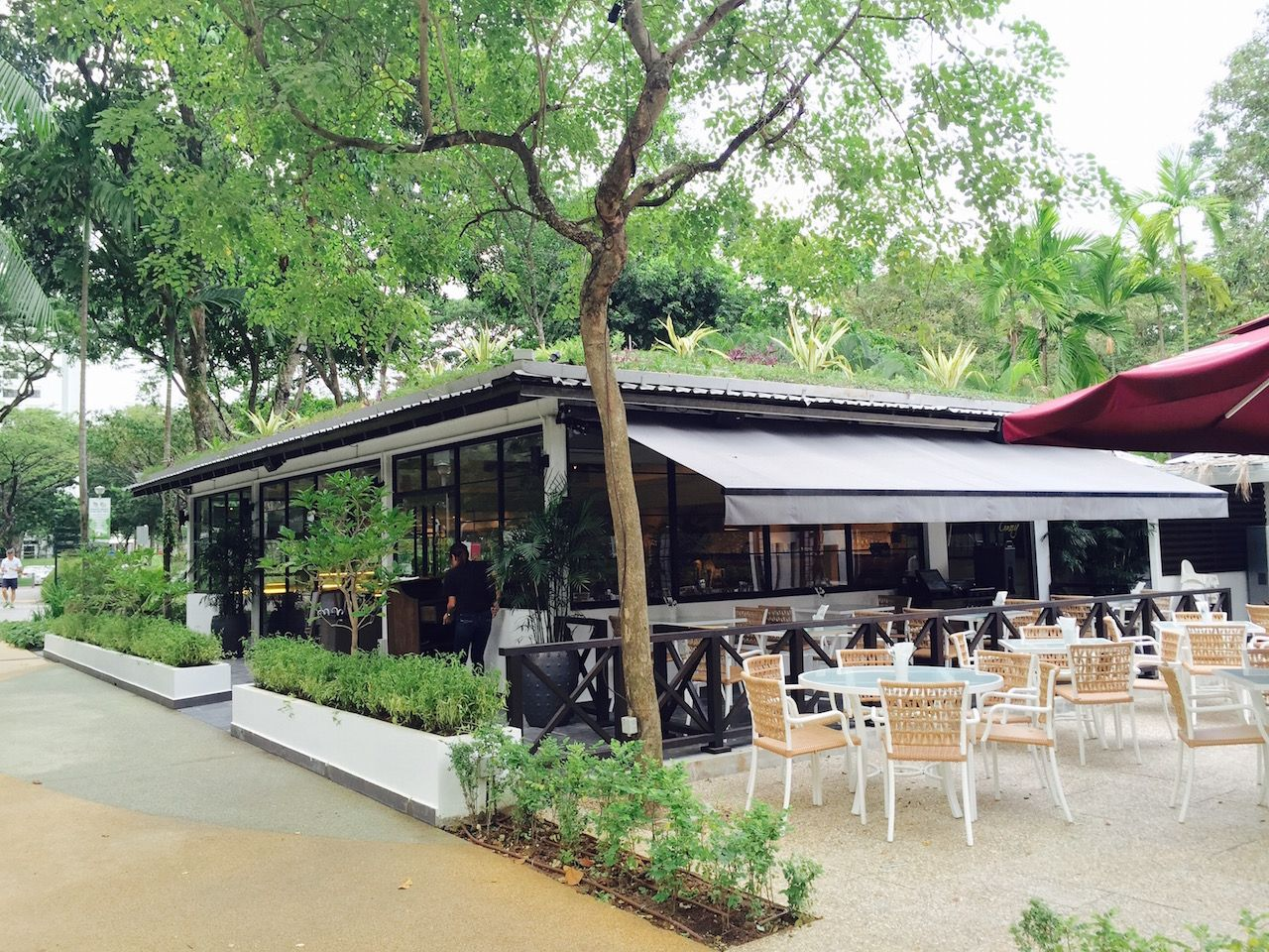 A quaint café tucked away in a corner of the tranquil Bishan Park Canopy is an ideal place to take a coffee break after an afternoon of exercise at the ... & Canopy Garden Dining | 1382 Ang Mo Kio Ave 1 | Singapore ...