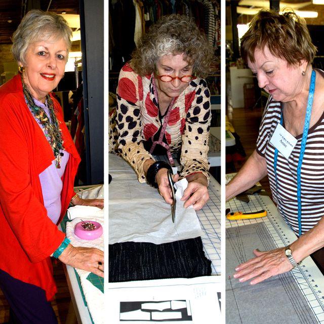 Sew Kansas July 2014 - Sewing Workshop Sewing Retreats - Topeka, KS