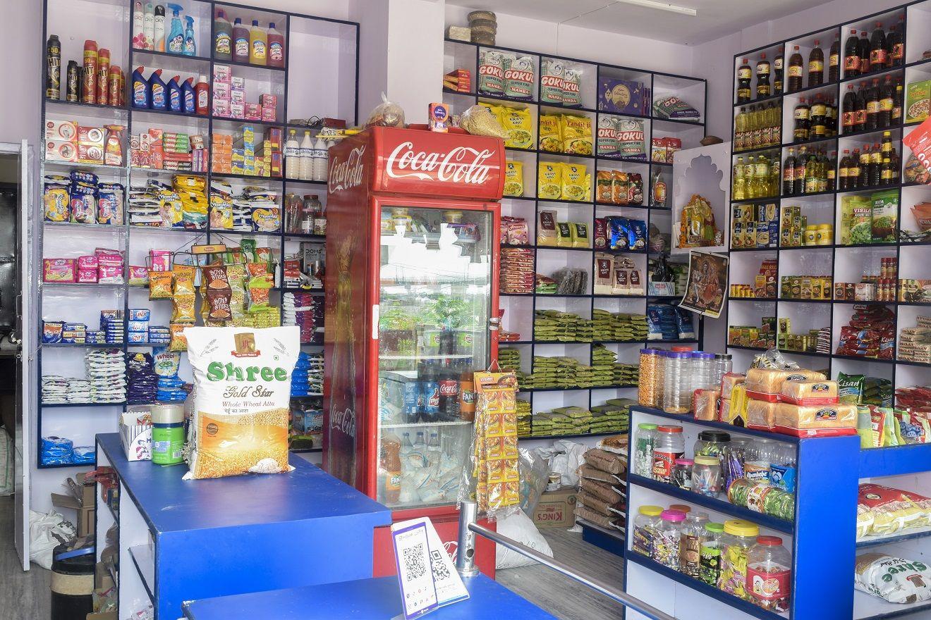 Kirana king rj14 486 grocery shop king grocery