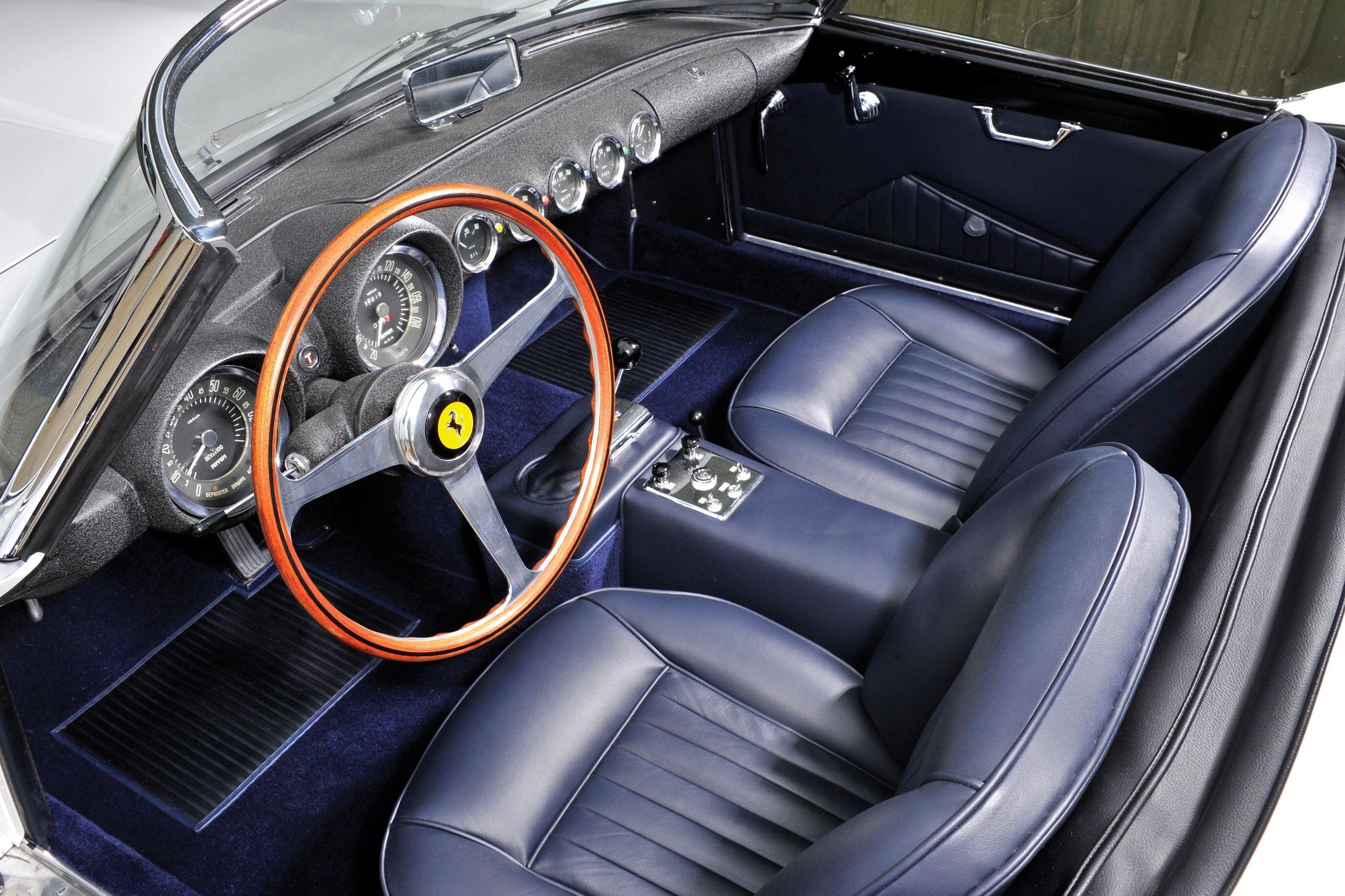 Ferrari 250 GT Cabriolet Series 1 (#0791GT), 1958 - ©Courtesy of RM Sotheby's - the story: www.radical-classics.com - #Ferrari, #250GT, #radicalmagcom