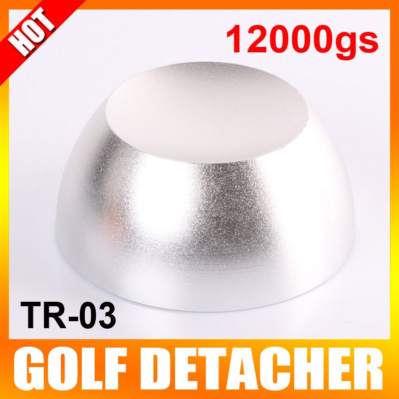 Golf Detacher Tag Güvenlik Tag Remover Süper Manyetik Kuvvet Detacher sabit detacher Eas Sistemi 12000GS