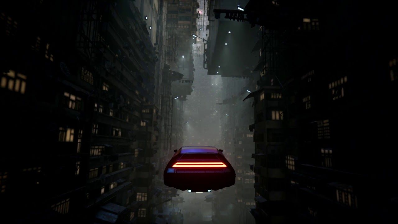 Cyberpunk 2018 (Unity3d Demo) | Star Wars and Other Nerd Shit
