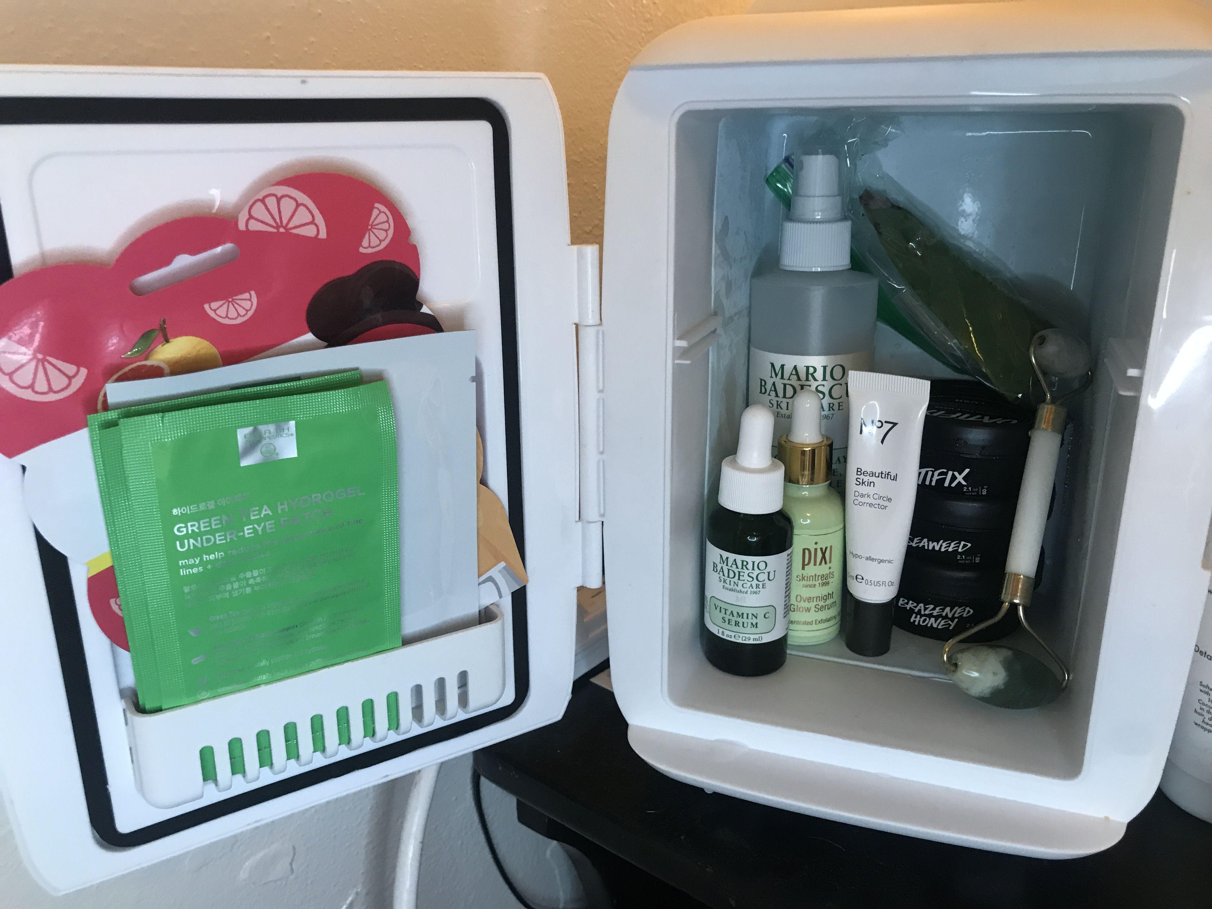 skin care fridge buy online