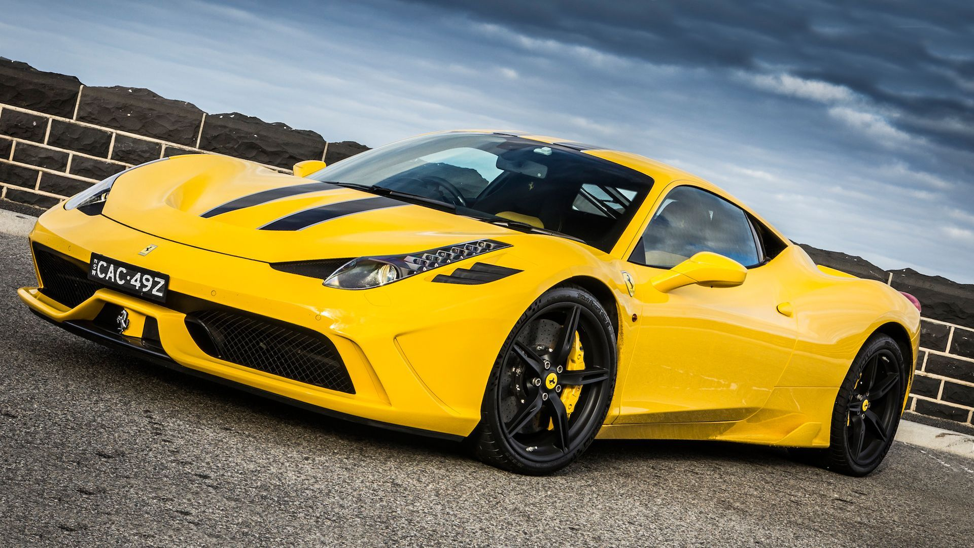 New 2019 Ferrari 458 Speciale Price