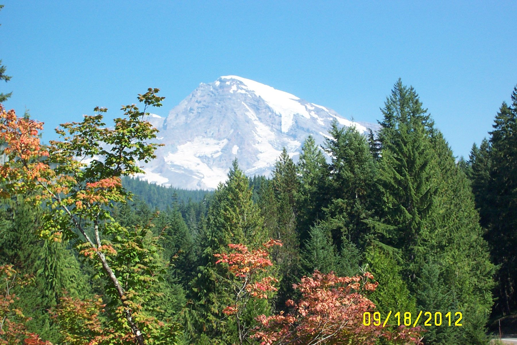 A September day in Washington State