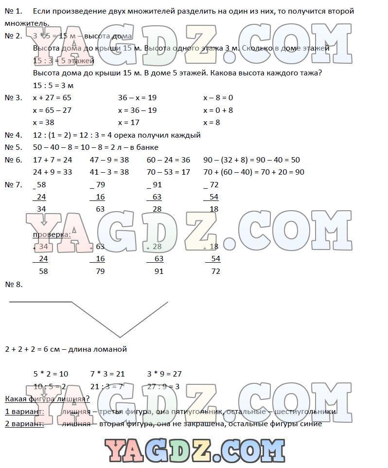 Готовые домашние задания по физике бесплатно
