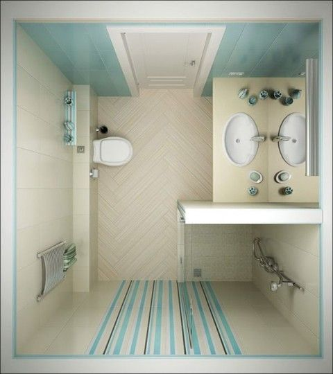 amenagement petite salle de bain | Meuble et Design | idée sympas ...
