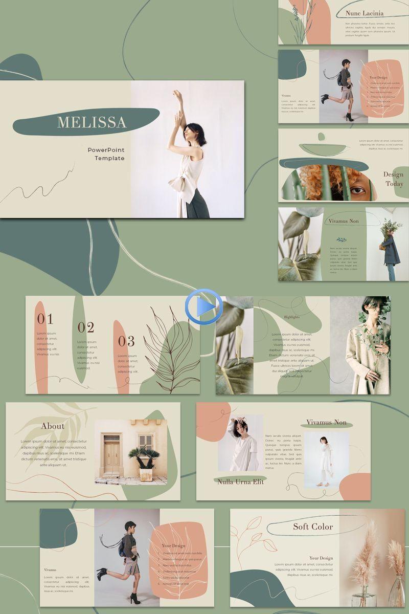 Melissa Powerpoint Vorlage 87405 Diyfurniture In 2020 Portfolio Design Layouts Bookletgestaltung Designvorlagen
