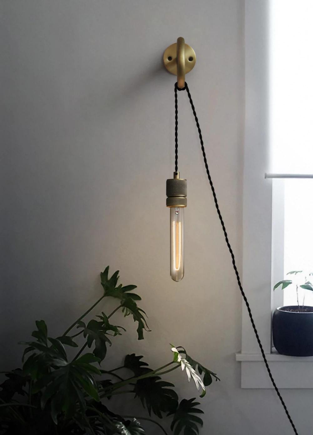 Pin On Wall Lamp
