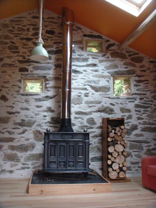 interior development of the barn pyrenees renovation. Black Bedroom Furniture Sets. Home Design Ideas