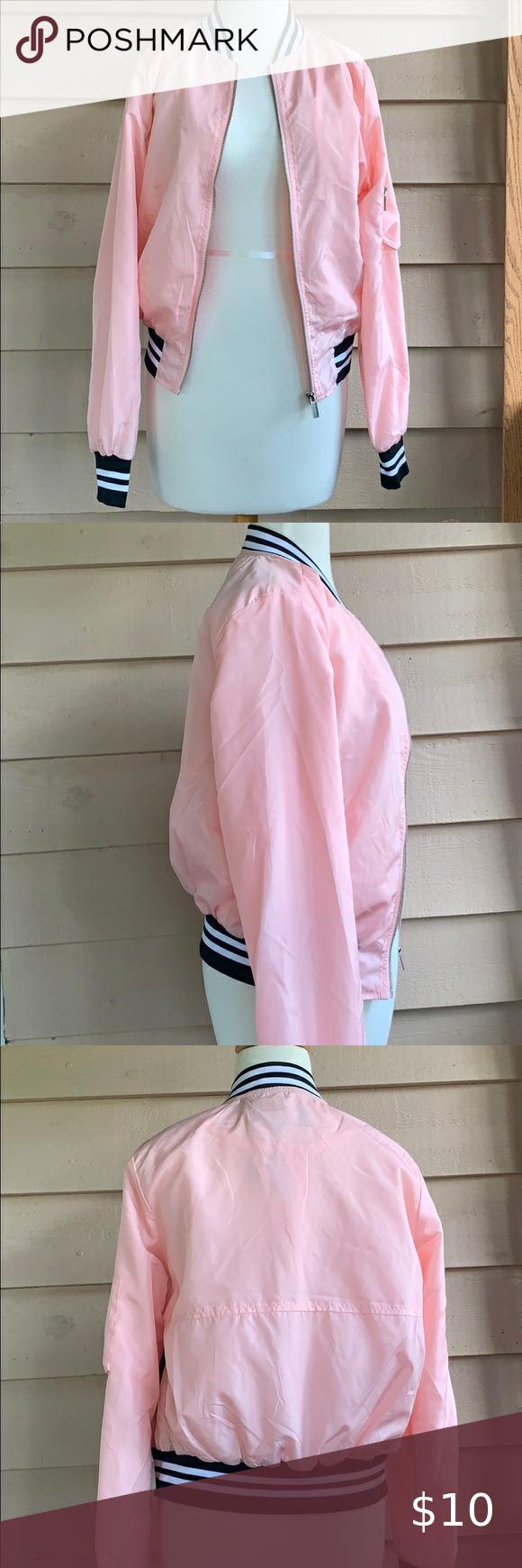 Ambiance Bomber Jacket Pink Pink Bomber Jacket Bomber Jacket Jackets [ 1740 x 580 Pixel ]