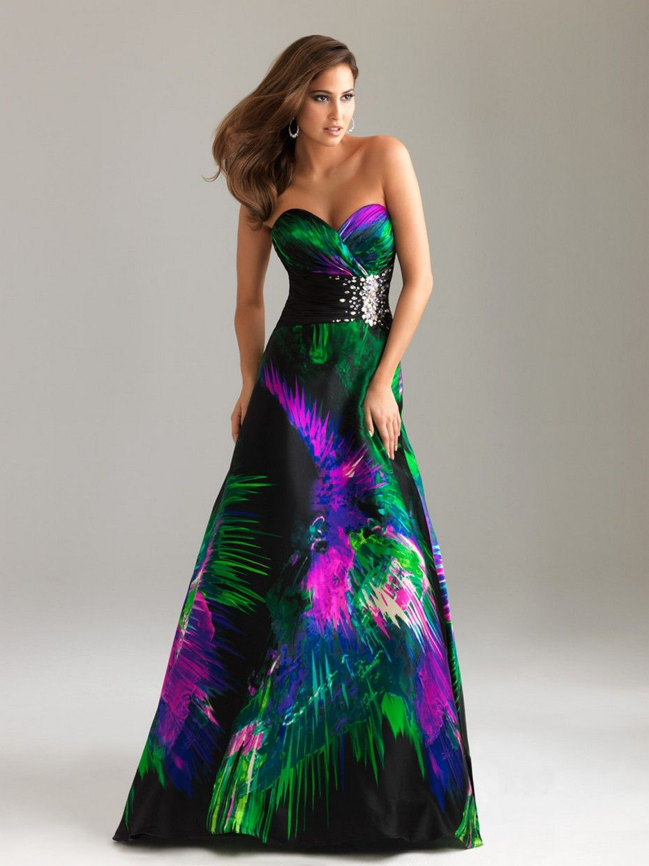 Night Moves Prom Dresses Ball Gown