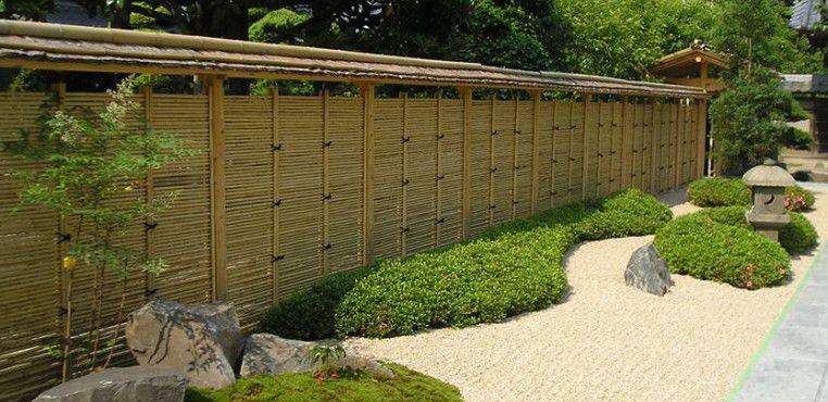 japanese bamboo garden design Course about Japanese garden creating in English