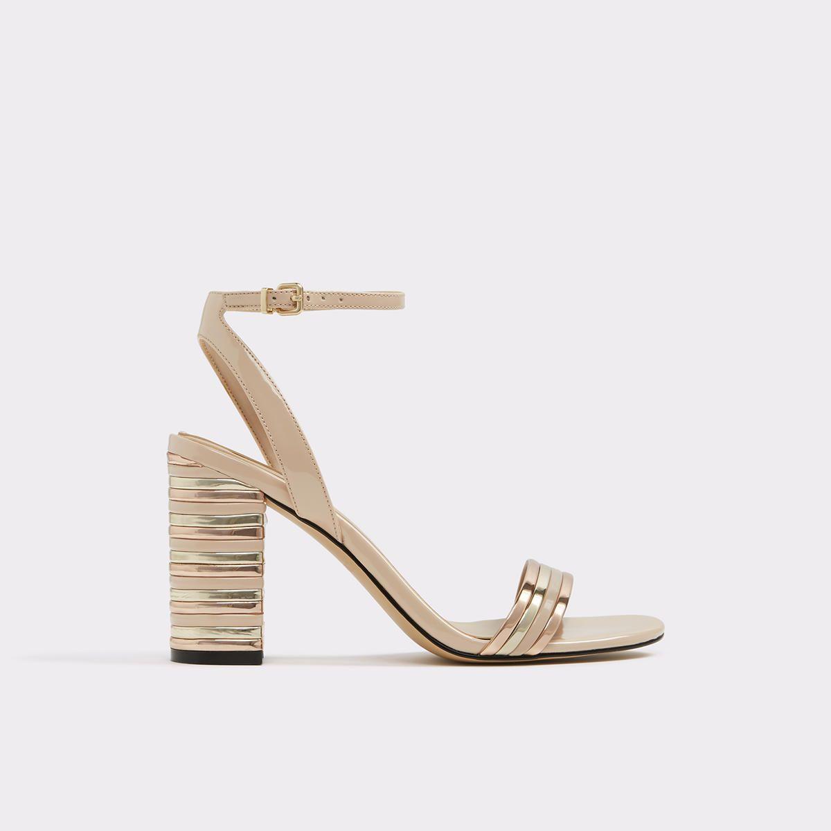 Bridal Shoes Aldo: Izabela Red Women's Sandals