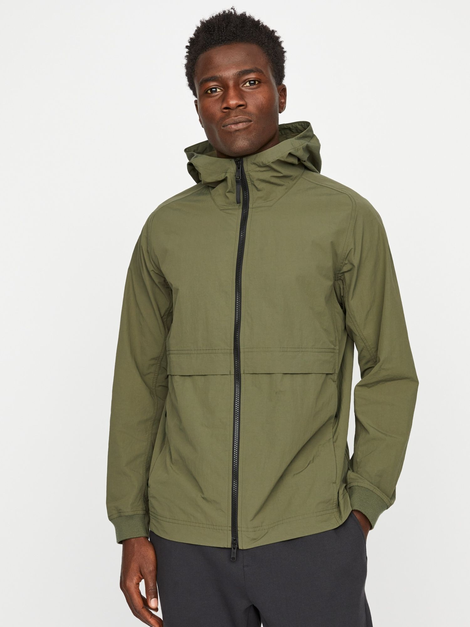 82feaef09ccce Hill City City Anorak in 2019 | Products | Hill city, Hooded jacket ...