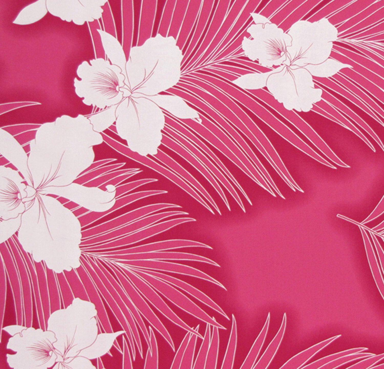 Tropical Homes Hawaiian Fabric White Orchids Learn More At Hawaiianfabricnbyond Etsy Com Aloha