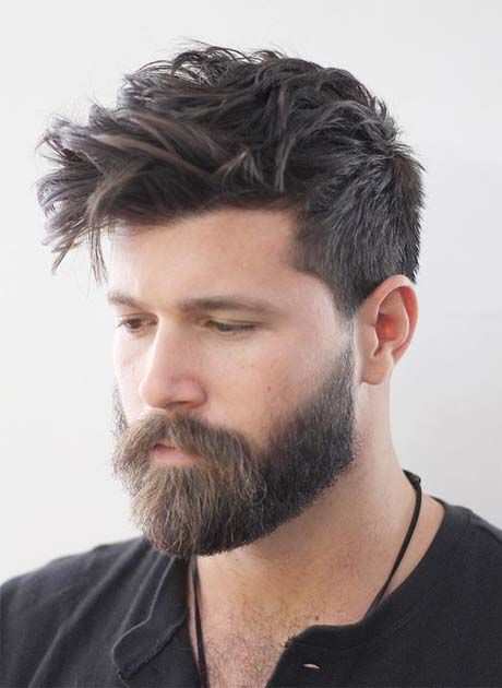 Top Haircuts For Men 2018 2019 Latest Fashion Trends Hottest Hairstyles Ideas Inspiration Long Hair Styles Men Thick Hair Styles Medium Hair Styles