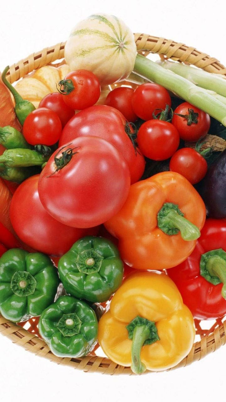 Img Chili Cherry Wallpaper - Download wallpaper 720x1280 vegetables food vegetarianism samsung galaxy s3 hd background