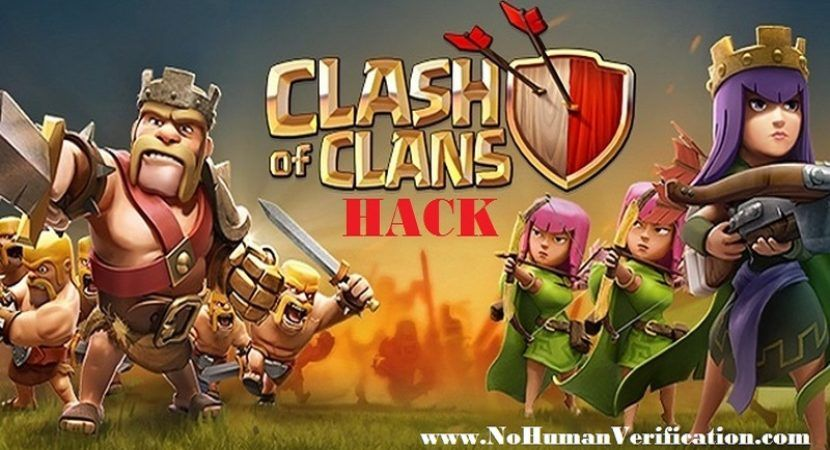 free coc gems without human verification