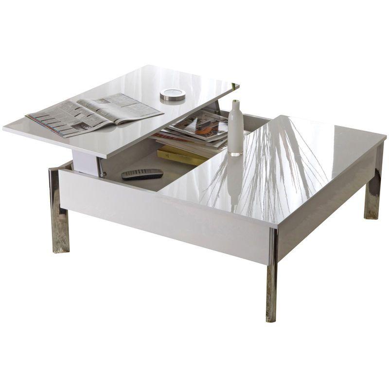 Table Basse Up Down Blanc Table Basse Auchan Ventes Pas Cher Com Meuble Pas Cher Table Basse Mobilier De Salon