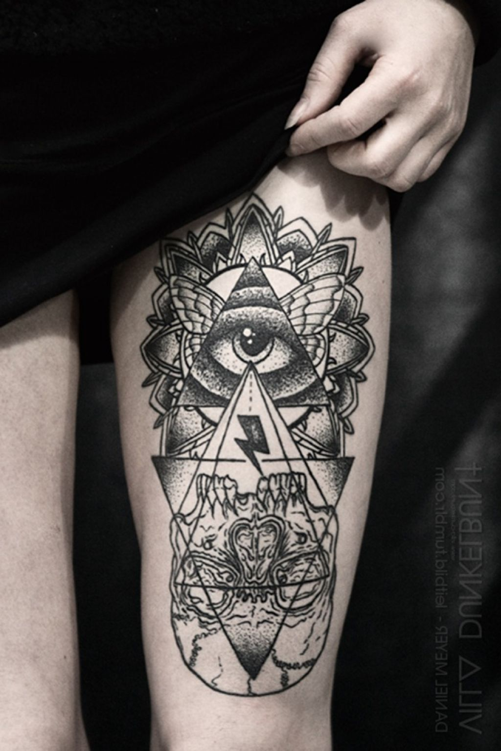 All Seeing Eye Tattoo: All Seeing Eye Owl Tattoo - Google Search