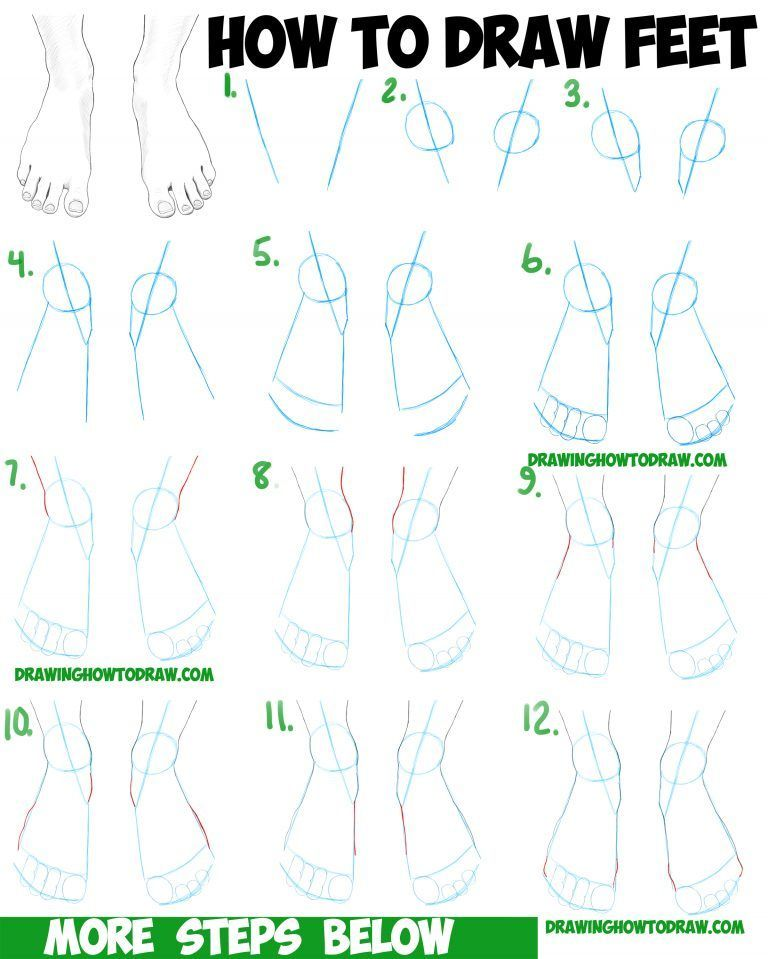 Learn To Draw Manga Drawing Tutorials For Beginners Figure