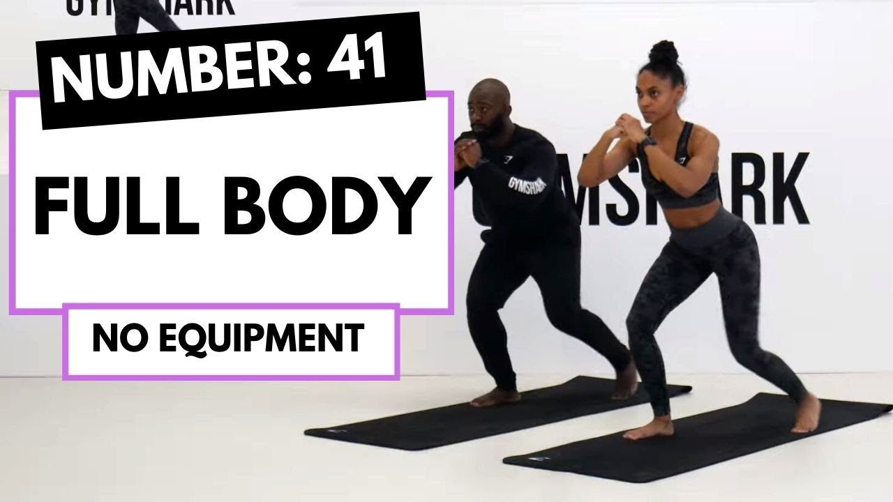 FULL BODY HIIT WORKOUT | No.15