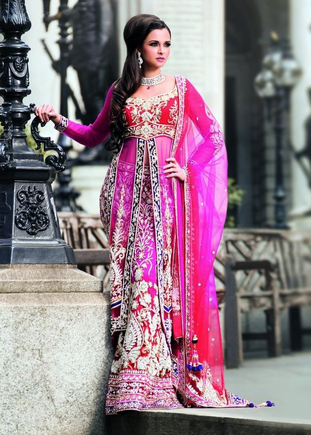 Beautiful #Bollywood #Style #Indian #wedding #bride #marriage #shadi ...