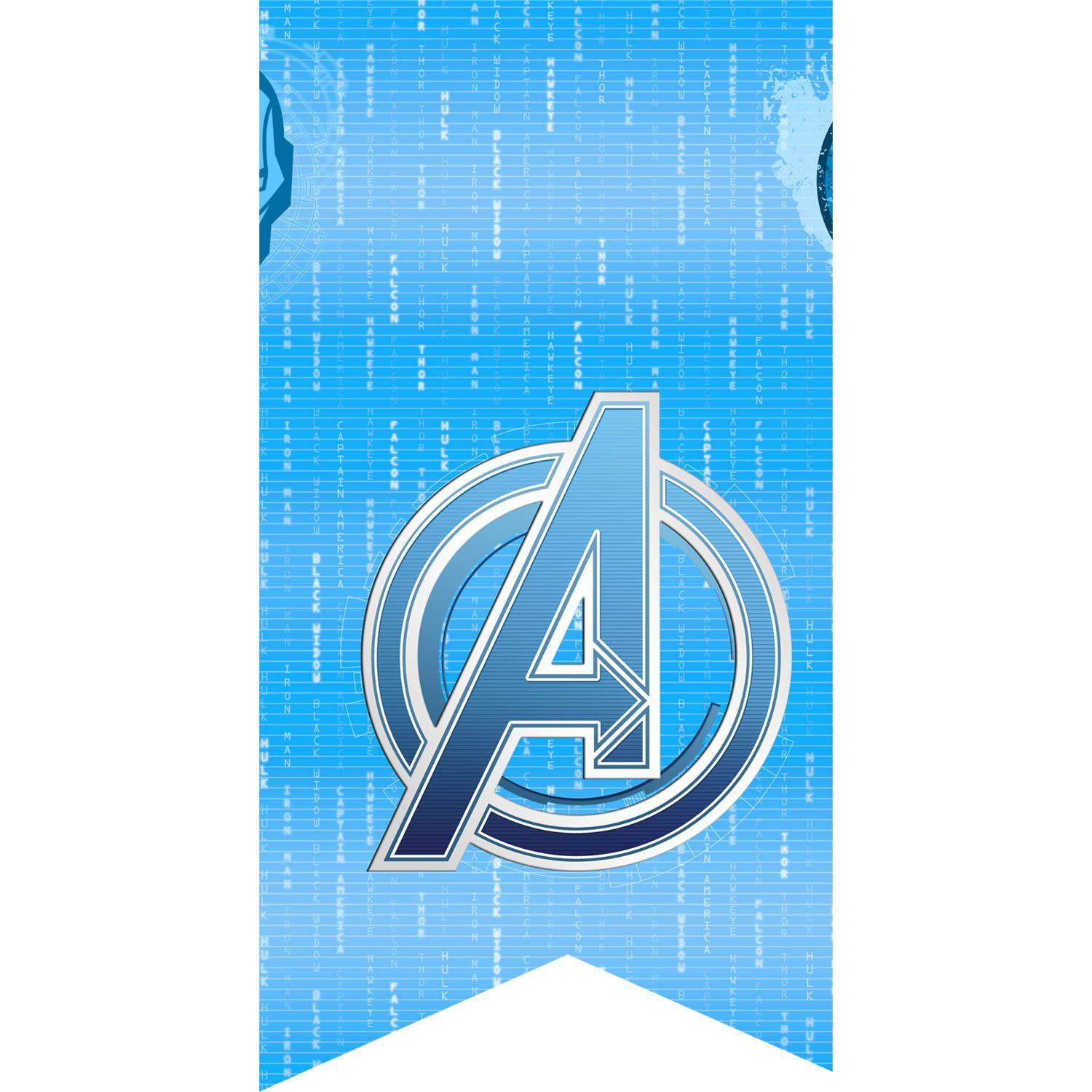 Avengers Assemble Party Table Cover $7.99 (includes Free U.S. Shipping)