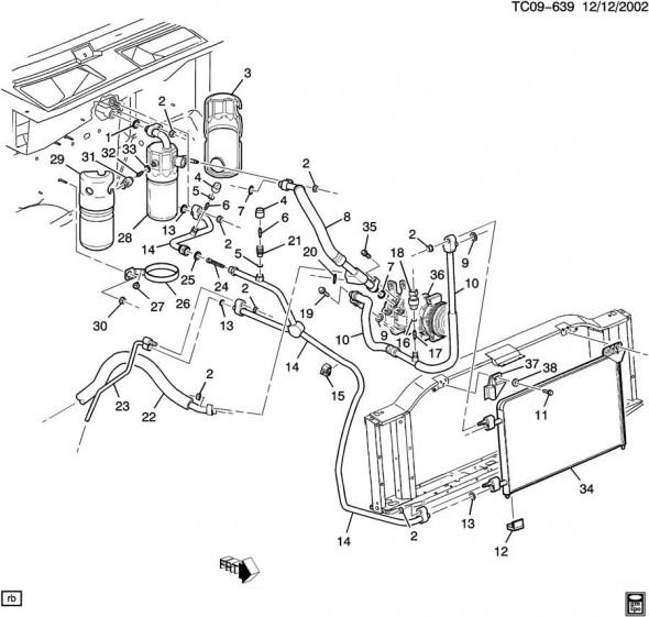 [DIAGRAM] 2000 Chevy Silverado Ac Diagram FULL Version HD