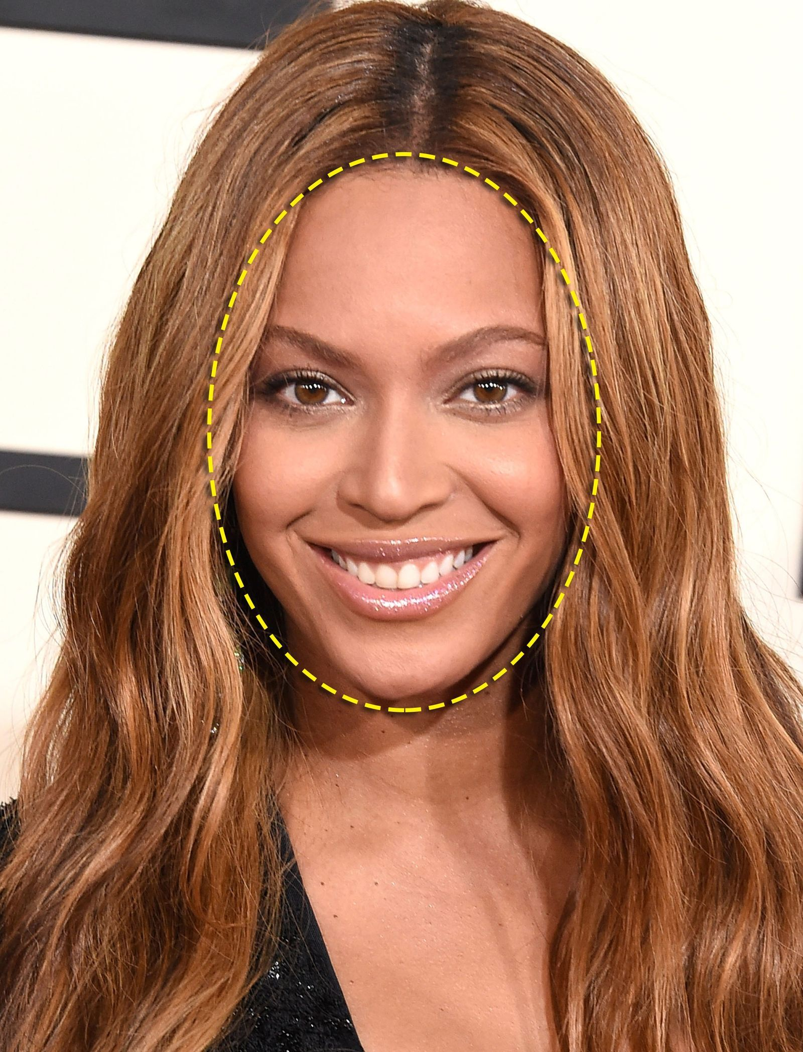 What Your Face Shape Says About You   Face shapes, Oval ...