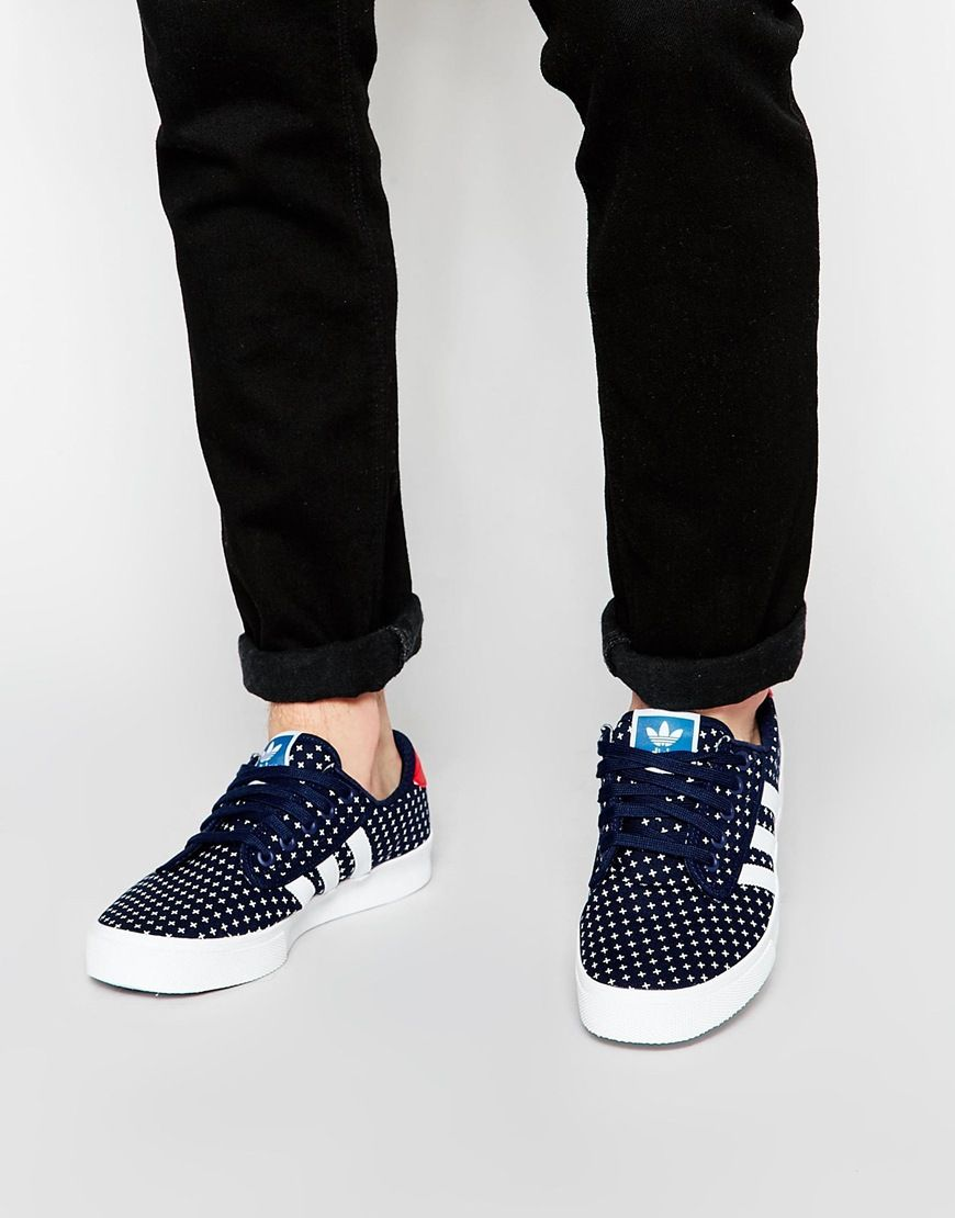 adidas Originals Kiel Canvas Trainers C76749 · Mens Shoes ...