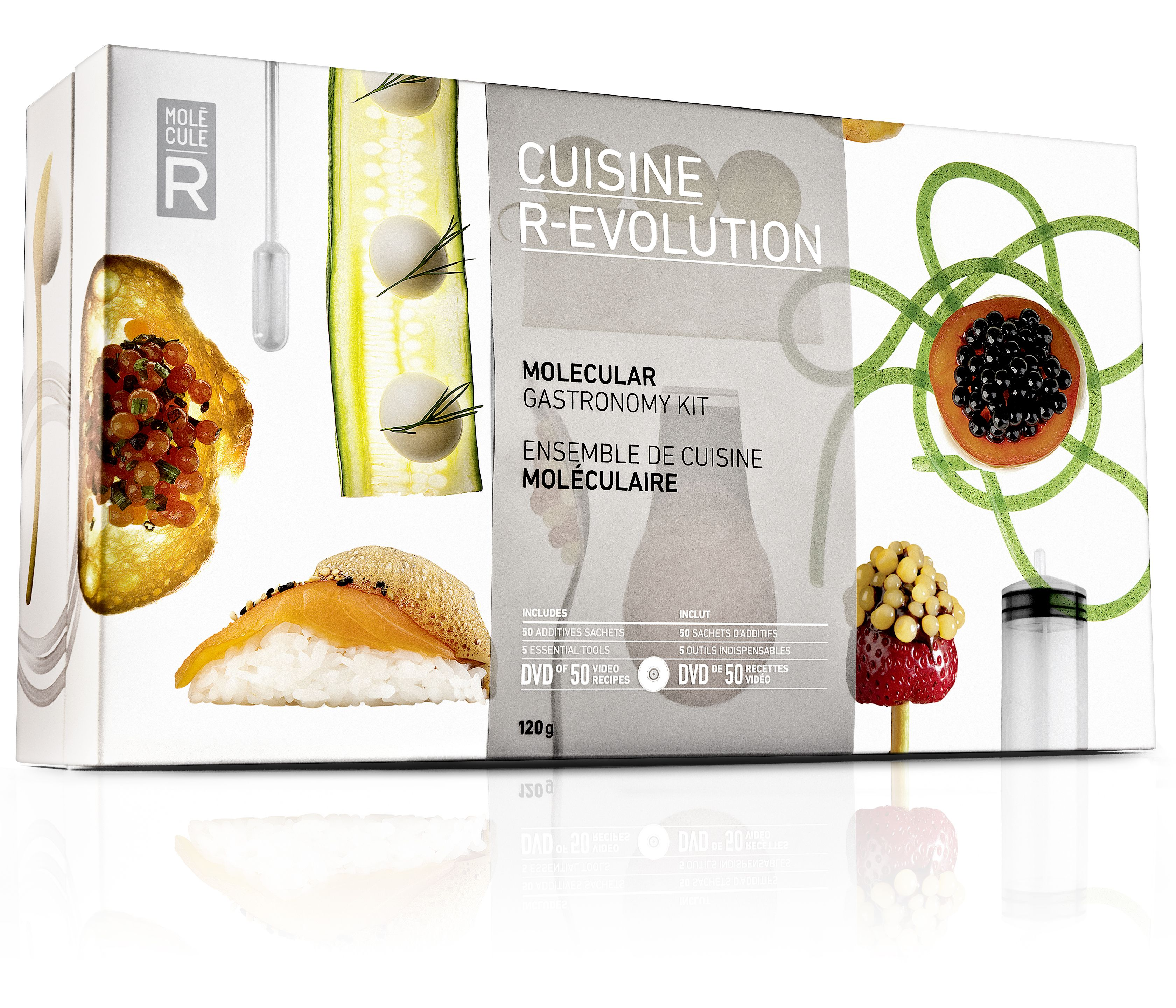 Bring your culinary creativity to the next level and impress your
