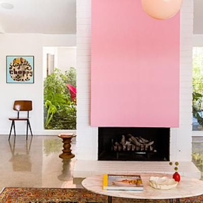 Stunning Mid-Century Modern Makeover | Pinterest | Color inspiration ...